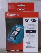 Canon bc-30e testina di stampa e inchiostro Black per s400 s450 s4500 bjc-3000 bjc-6000
