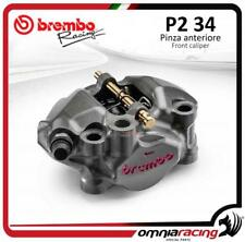Brembo Racing XA88820 - étrier frein radial monoblocs 60mm CNC P2 34 SX Moto3