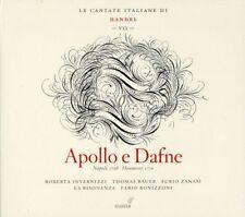 Furio Zanasi, R Invernizzi & Bauer - Apollo E Dafne [New CD]