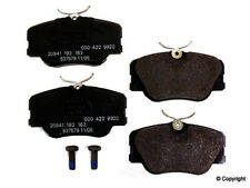 Genuine Disc Brake Pad fits 1986-1995 Mercedes-Benz 300E 300TE 300D  WD EXPRESS