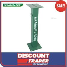 Abbott & Ashby Heavy Duty Pedestal Stand Suits Most Bench Grinders ATPED-HDK