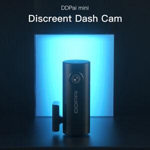 Versione Globale DDPai Dash Cam HD Drive Recorder Strumento Di Monitoraggio T1W2