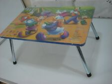 """multi purpose use wooden folding table kids learning table size 16"""" x 24"""""""