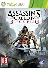 Xbox 360 Assassins Creed IV: Black Flag (Xbox 360 VideoGames