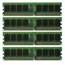 New 8GB (4x2GB) PC2-5300 DDR2-667Mhz 240pin NON-ECC Desktop Memory Low Density