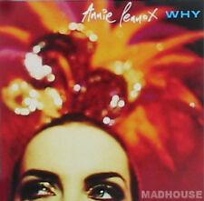 EURYTHMICS Annie Lennox CD Why US PROMO rare UNPLAYED