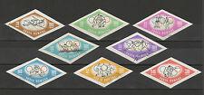 Rumänien Michel-Nr. 2317-2324, Olympische Sommerspiele Tokio 1964, gestempelt