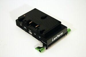 LanParte ABP-01 Gold-Mount Battery Pinch
