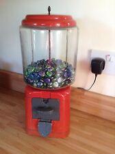 More details for genuine american acorn bubblegum gumball machine