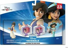 Disney Infinity 2.0 Aladdin & Jasmine Playset Pack Game Accessories PS3/PS4/XBOX