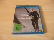 Blu Ray Ein Quantum Trost - James Bond 007 - Daniel Craig - 2009