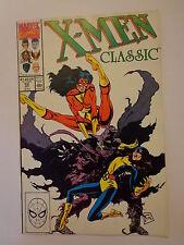 X-Men Classic Uncanny X-Men Cry Mutant Vol. 1 #52 Marvel Comics October 1990 NM