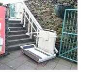 Sporting 1 Etage Hauslift 300cm Senioren Lift Fahrstuhl Senkrechtlift Behindertenlift Hilfsmittel