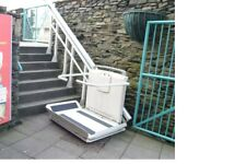 Hebe- & Arbeitsbühnen Sporting 1 Etage Hauslift 300cm Senioren Lift Fahrstuhl Senkrechtlift Behindertenlift
