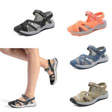 Womens Hiking Lightweight Sandals Sport Slides Outdoor Beach Shoes Size 5-11 US