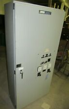 260 A RUSSELELECTRIC AUTOMATIC TRANSFER SWITCH 480 / 277 V 3 PH 4 W RMT-2603CEHW