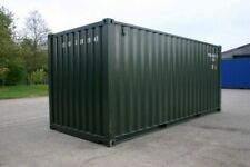 20ft x 8ft Container - 1 tripper -  colour of your choice - best value