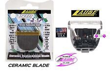 Genuine CERAMIC Replacement BLADE for Laube Speed Feed or Purrrl Clipper Trimmer