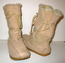 Women's KALSO EARTH Mirage Winter Boots Negative Heel Sz 8