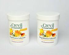 Crevil Essential Ringelblumen Pflege Creme Hautcreme mild ph-neutral 2 x 150 ml