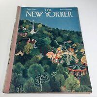 The New Yorker: September 1 1951 - Full Magazine/Theme Cover Ilonka Karasz