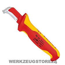Knipex 98 55 Abmantelungsmesser VDE 9855 Kabelmesser , Abisoliermesser