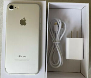 iphone 7 Silver 32gb Factory Unlocked GSM
