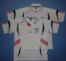 2x Graiguecullen GAA Club / 2010's - O'NEILLS - MENS 2 white polo Shirts. Size M