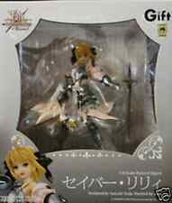 Used Fate/unlimited codes Saber Lily 1:8 PVC Figure Gift PAINTED