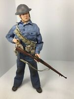 1/6 DRAGON US NAVY SHORE INFANTRY PACIFIC THEATER 1903 SPRINGFIELD WW2 BBI DID