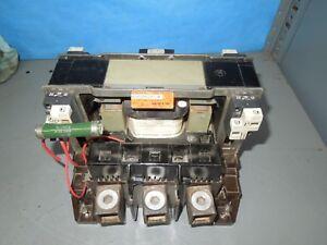 Klockner-Moeller DIL8-22-NA 315A 75 - 250HP 200-600V 220V DC Coil Contactor Used