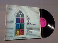 THE SWAN SILVERTONES, 60s BLACK GOSPEL LP, THE LORD'S PRAYER, UP FRONT LABEL