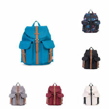 Patternless Backpack Handbags