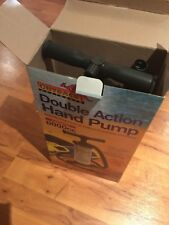 DOUBLE ACTION HAND PUMP 6000cc capacity New never used surplus to need