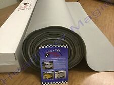 "Pearl Grey 2006 &UP VW Jetta No Sunroof Auto Headliner 1/8"" Foam Fabric Material"