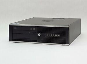 HP Compaq Elite 8300 SFF QC i7-3770 3.40GHz 8GB DDR3 1TB HDD PC Radeon HD 7450