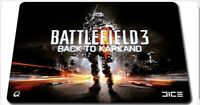 Battlefield 3-Qpad Pro Gaming Large mouse Pad-official-back To Karkand