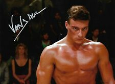 Jean Claude Van Damme signed Autographed photo w/COA