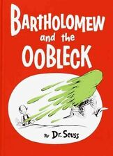 Bartholomew and the Oobleck by Dr. Seuss (Hardback, 1995)