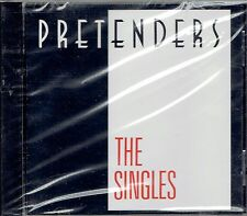 CD - PRETENDERS - The Singles