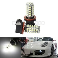 2PCS White 9005 HB3 68SMD 3528 LED Bulbs only for Fog Lights and DRL