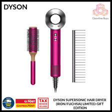 Dyson Supersonic Hair Dryer (Fuchsia/Nickel) Limited Edition Gift Pack 333258-01