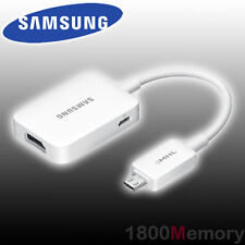GENUINE Samsung HDTV Adapter microUSB MHL 2.0 HDMI for Galaxy S3 S4 Active Zoom