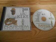 CD Hiphop Lil Keke - Platinum In Da Ghetto (18 Song) EDEL IN THE PAINT / KOCH