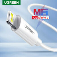Ugreen MFi Apple Lightning to USB Sync Data Charger Cable for iPhone 8 X 11 iPad