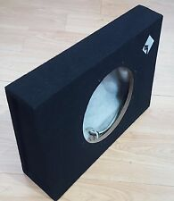 """Rockford Fosgate Prime R2S-1X10 Sellado 10"""" Super Slim Caja Caja sólo EX#731"""