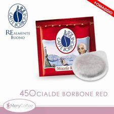 450 Cialde ESE 44 mm Caffè Borbone miscela ROSSA+OMAGGIO