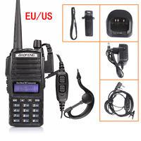 Baofeng UV-82 VHF UHF 136-174/400-520 MHz Ham Two-way Radio Walkie Talkie RH