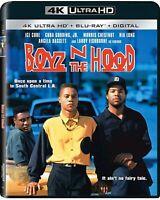 Boyz N The Hood (4K Ultra HD + Blu-ray + Digital, 2020) BRAND NEW w/ Slipcover!
