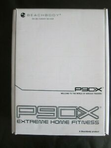 P90X Extreme Home Fitness DVD Workout Kit 13 DVDs 2 Books & Guides New Beachbody